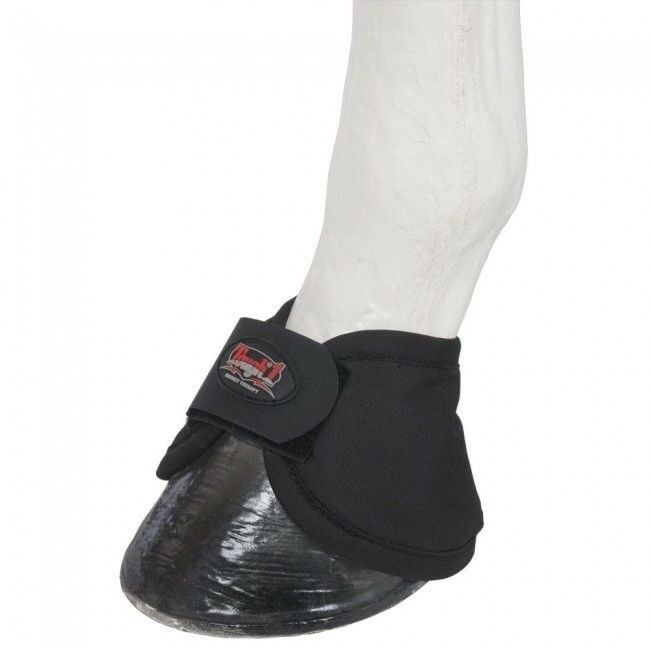 Tough-1 Magnetic Bell Boots Leg Therapy for Horses in 15-20 Minutes Pairs