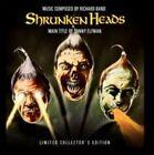 Shrunken Heads [Limited] by Original Soundtrack (CD, Mar-2015, Full Moon)