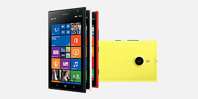 Nokia Lumia 1520 GSM Unlocked RM940 AT&T T-Mobile 16GB Windows Smartphone
