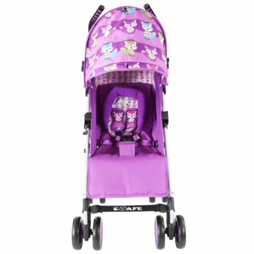 Foxy Design Complete With Footmuff Headhugger SALE!! Raincove iSafe Stroller