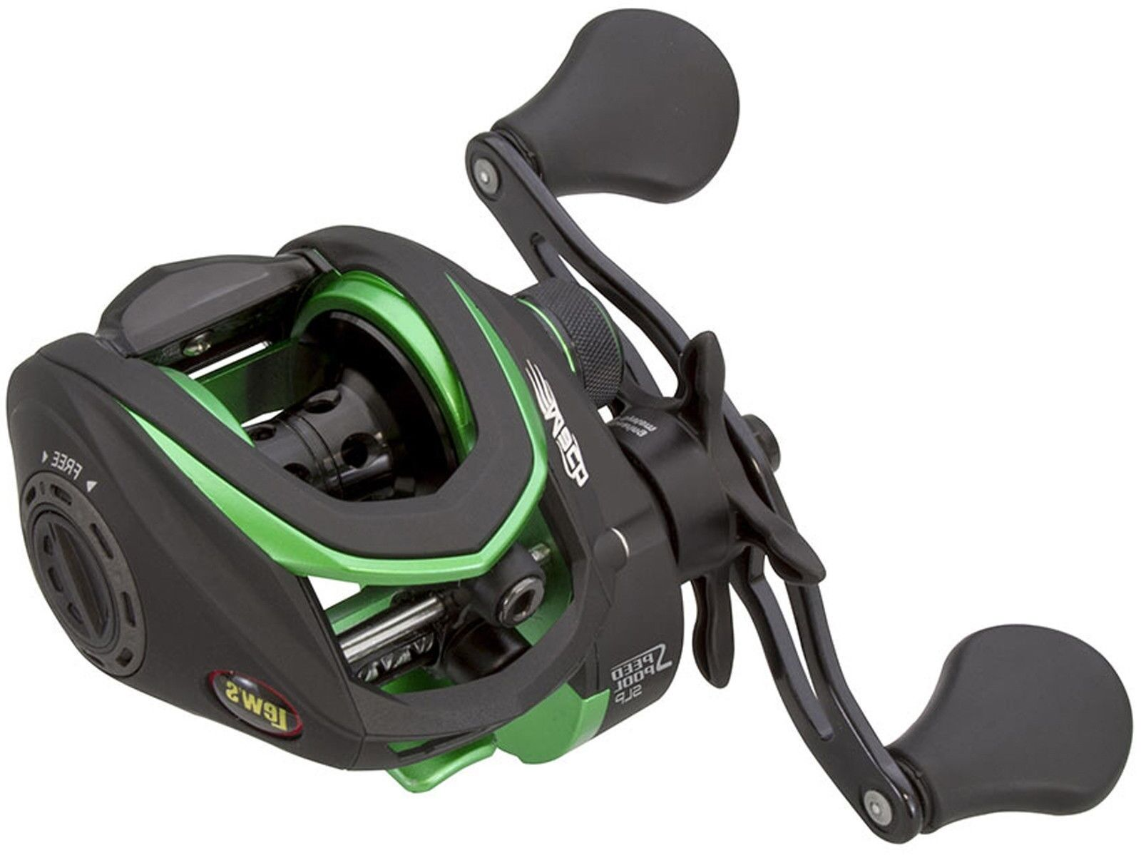 Lew's Mach Speed Reel Spool SLP Series Baitcasting Reel Speed MS1SHL 7.5:1 5cbaf4
