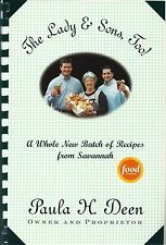 Paula Deen The Lady & Sons Too Savannah Country Cookbook Best SOUTHERN Recipes