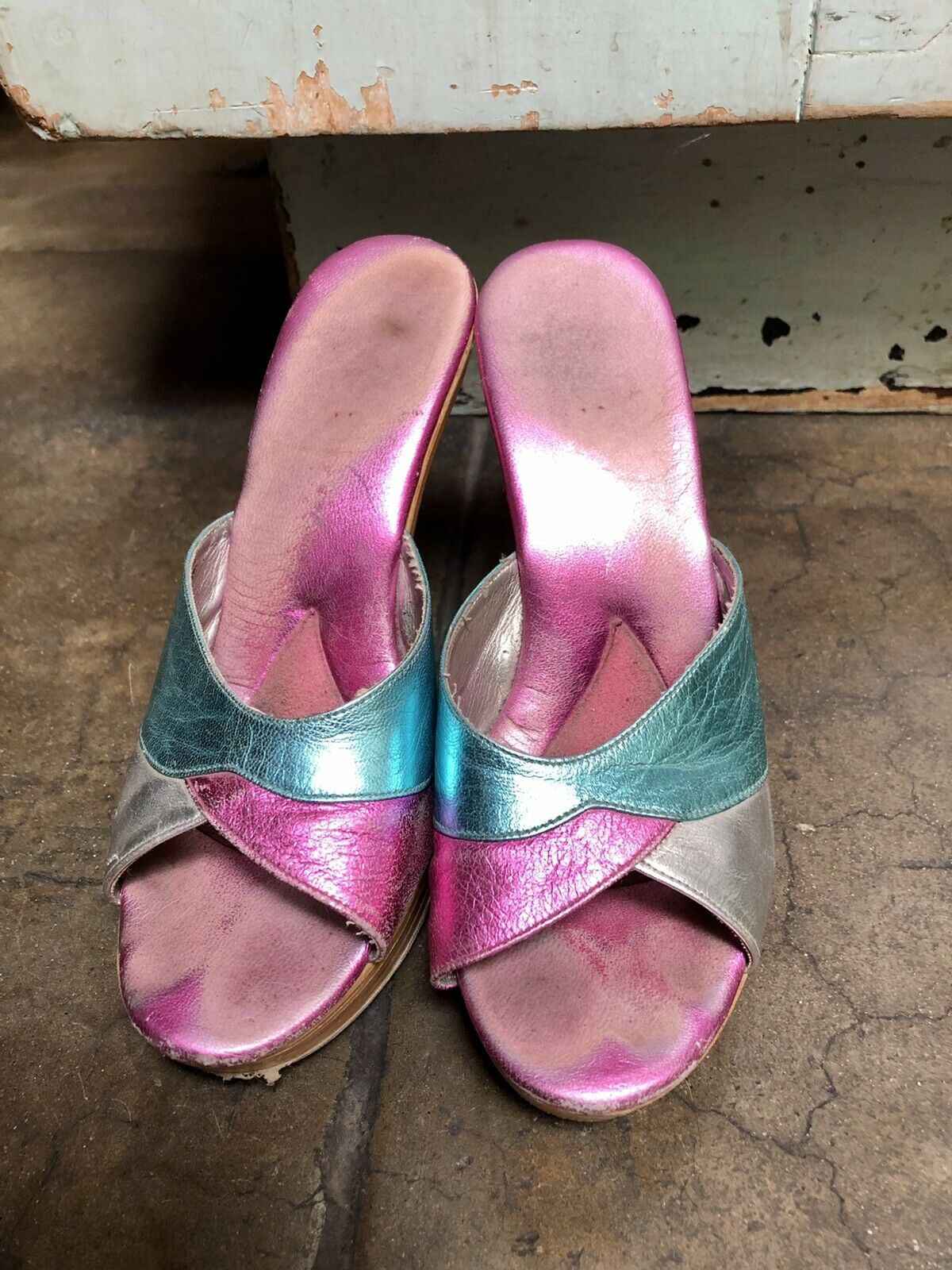 re-mix sandal - image 1