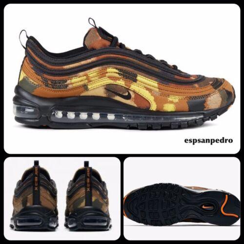 auténtico 202 us5 100 Premium 97 Air aj2614 5 eur38 Nike Qs Camo Max Uk5 q6ZOnwH4W