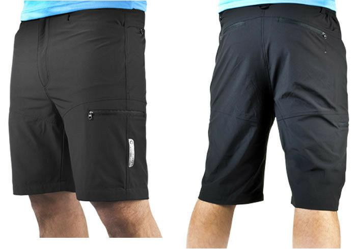 Mens Bicycle Commuter Cargo Shorts  Exercise Casual Short  Recumbent Short  online at best price