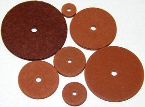 Fiber - Scheiben für Minibären 50 St. á 12 mm / Mini Teddy Gelenke