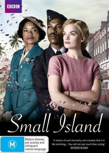 1 of 1 - Small Island (DVD, 2011)  Brand new, Genuine & Sealed  - Free Postage Aust D73