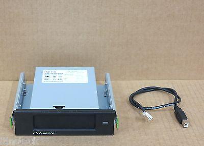 Rdx Quikstor Rdx1000 Unità Di Backup Interna Con Cavo Fujitsu P/n: A3c40106728- Possedere Sapori Cinesi
