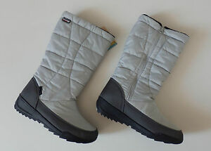 Kamik Nice Stiefel Hellgrau Boots Gr. 38 42 neu