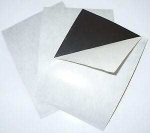 5 Pack Marietta Magnetics 8 x 10 Plain Magnet Sheets 60 mil