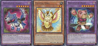 Sora Perse/'s Fluffal /& Edge Imp /& Frightfur Fusion Deck Yu-Gi-Oh ARC-V