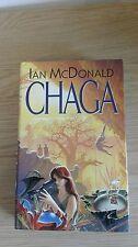 Chaga by Ian McDonald Gollancz 1995