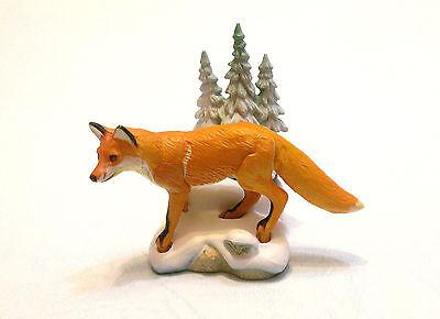 RARE Retired Kaiyodo Hokkaido Exclusive Northern Winter Fox Figure