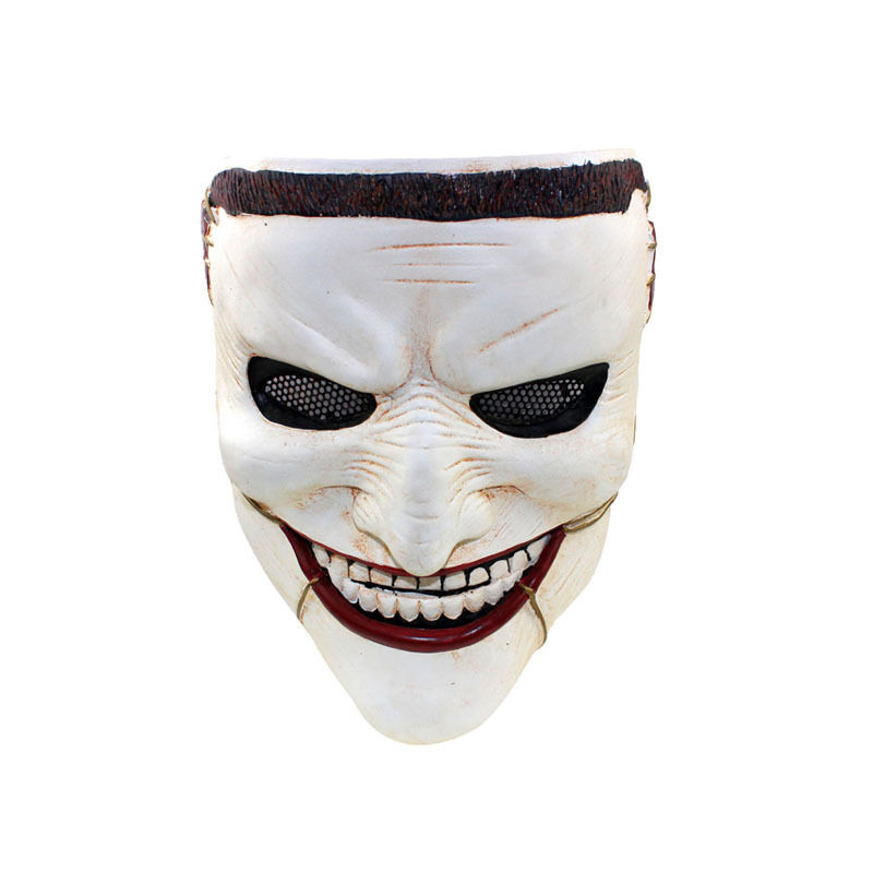 Paintball Airsoft Wire mesh Full Protection Death family Mask Halloween L1061