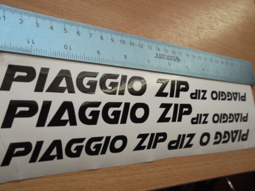 Piaggio ZIP Decals Sticker  x6