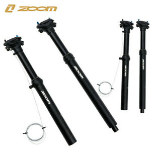 30.9//31.6mm Bike Dropper Seatpost Remote Seat Post External Cable Saddle Pole