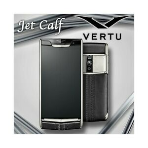 Smartphone-Vertu-Signature-Touch-Jet-Calf-Black-64GB-4G-Android-Luxe-Telephone