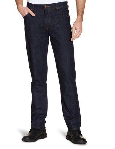 Wrangler® Texas Stretch Jeans Premium Darkstone - 36  30 SRP .00