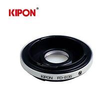 New Kipon Adapter for Canon FD Mount Lens to Canon EOS EF Camera