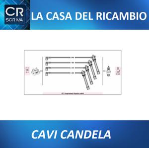 KIT-CAVI-CANDELA-FIAT-PUNTO-LANCIA-Y-1-2-16V-Dal-99