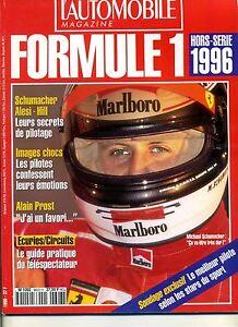 L-AUTOMOBILE-MAGAZINE-Hors-Serie-F1-1996