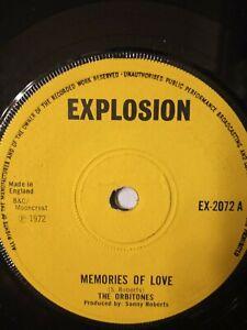 The-Orbitones-Sonny-Earl-Memories-Of-Love-In-Peace-7-034-Vinyl-Single-1972
