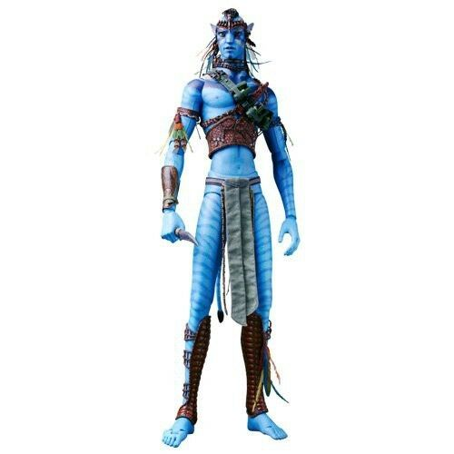 James Cameron's Avatar Movie Masterpiece Jake Sully Collectible Figure