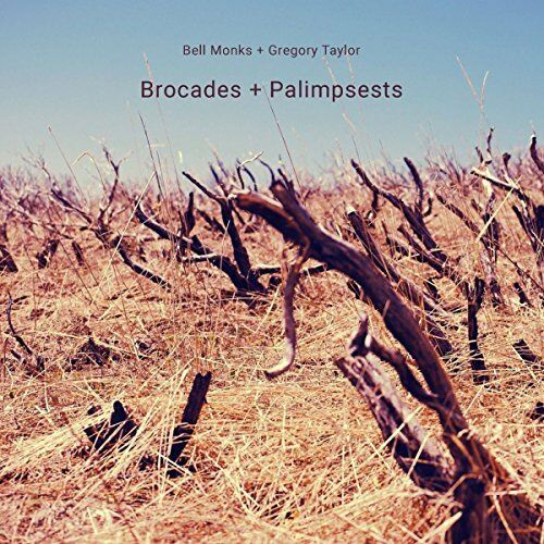 Bell Monks and Gregory Taylor - Brocades and Palimpsests [CD]