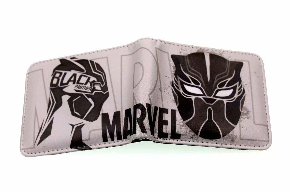 DéLicieux Marvel Black Panther Portefeuilles! Haute Qualité! Vendeur Britannique Livraison Rapide! Gagner Une Grande Admiration
