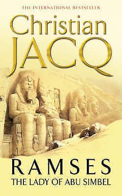 Lady of Abu Simbel: IV (Ramses), Christian Jacq | Paperback Book | Acceptable |