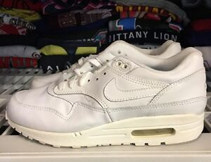 new product a917e be39a Image is loading Nike-Air-Max-1-White-2004-Ds-8-