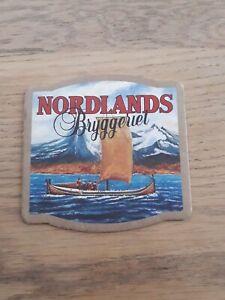 Bierdeckel Norwegen Nordlands Bryggeriet Beercoaster
