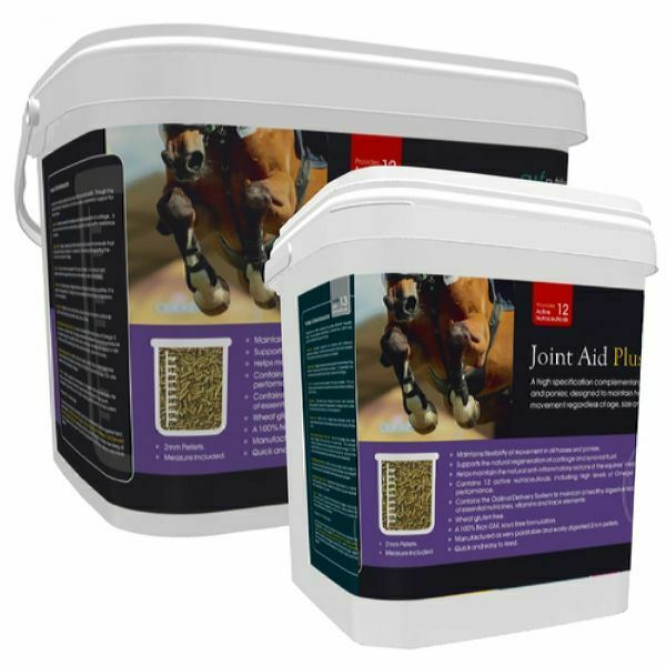GWF Nutrition Joint Aid Plus For Horses 2kg or 5kg Healthy Joint Supplement