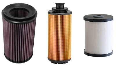 OIl Air Fuel Filter Service Kit For Holden Colorado RG 2.8L Diesel 2012-2020 Acd