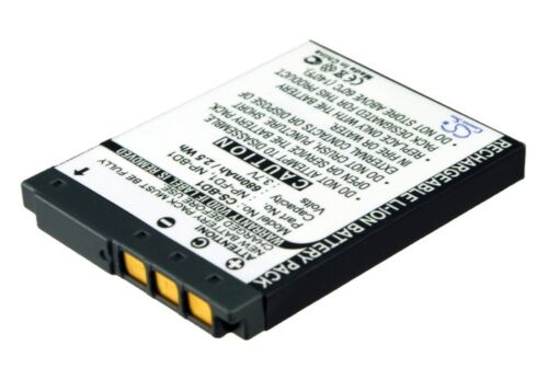 Premium Batería Para Sony Cyber-shot DSC-T77 / p, Cyber-shot Dsc-tx1 / P Celular De Calidad