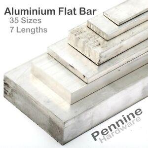 Aluminium Flat Bar Sheet Plate Metal Alloy Extrusion 35