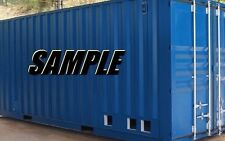 New One Trip 40ft Shipping Container Storage Container for sale in Houston Texas