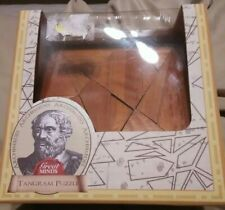 Great Minds Archimedes' Tangram Puzzle by Professor Puzzle