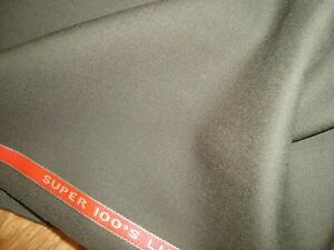 4-72-yd-HOLLAND-SHERRY-WOOL-FABRIC-Cool-Wool-Super-100s-7-5-oz-SUITING-170-034-BTP