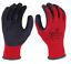 Uci-Acegrip-Lite-Trabajo-Guantes-Latex-Palma-Recubierta-Mano-Proteccion-Rojo miniatura 1