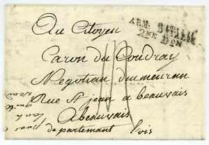 Bras-D-039-italienne-2me-Don-sans-contenu-1796-1798-armee-lettre-Napoleon