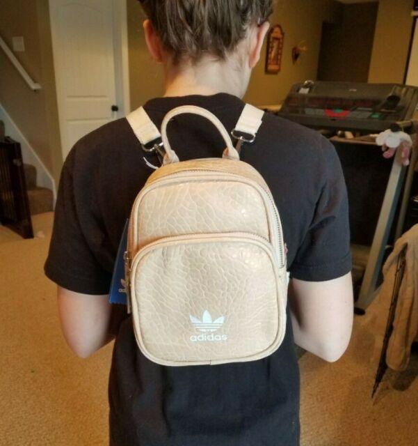 91d32a8048 adidas Originals Classic Mini Backpack Messenger Bag for sale online ...
