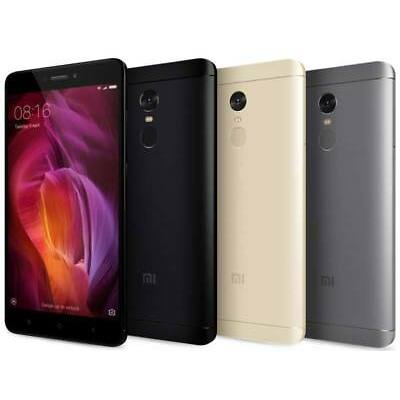 Xiaomi Redmi Note 4 Dual (64GB, 4GB) 6 Month Warranty (Gold|Black|grey)