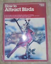 How to Attract Birds by Michael McKinley (1983, Paperback)