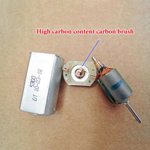FK-180 Motor DC 3V 3.7V 4.2V 22500RPM High Speed Carbon Brush Mini 180 HM Motor