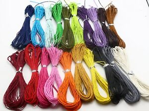 100-Meters-Waxed-Cotton-Beading-Cord-1mm-for-Bracelet-String-Color-Choice