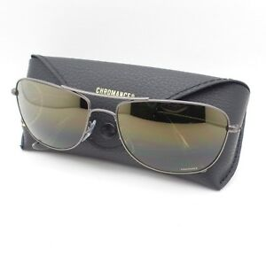 223f09d87df Ray Ban 3543 029 6O Matte Gun Gold Mirror Polarized 59 Sunglasses ...