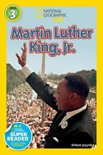 Readers Bios: National Geographic Readers: Martin Luther King, Jr by Kitson Jazynka (2012, Paperback)