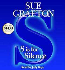 NEW S Is For Silence: A Kinsey Millhone Mystery (A Kinsey Millhone Novel)