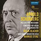 Pelleas und Melisande/Violinkonzert op.36 von Kolja Blacher,Gürzenich-Orch.Köln,Markus Stenz (2015)